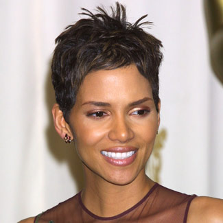 chose this cut because it is the finest Pixie cut I've seen well